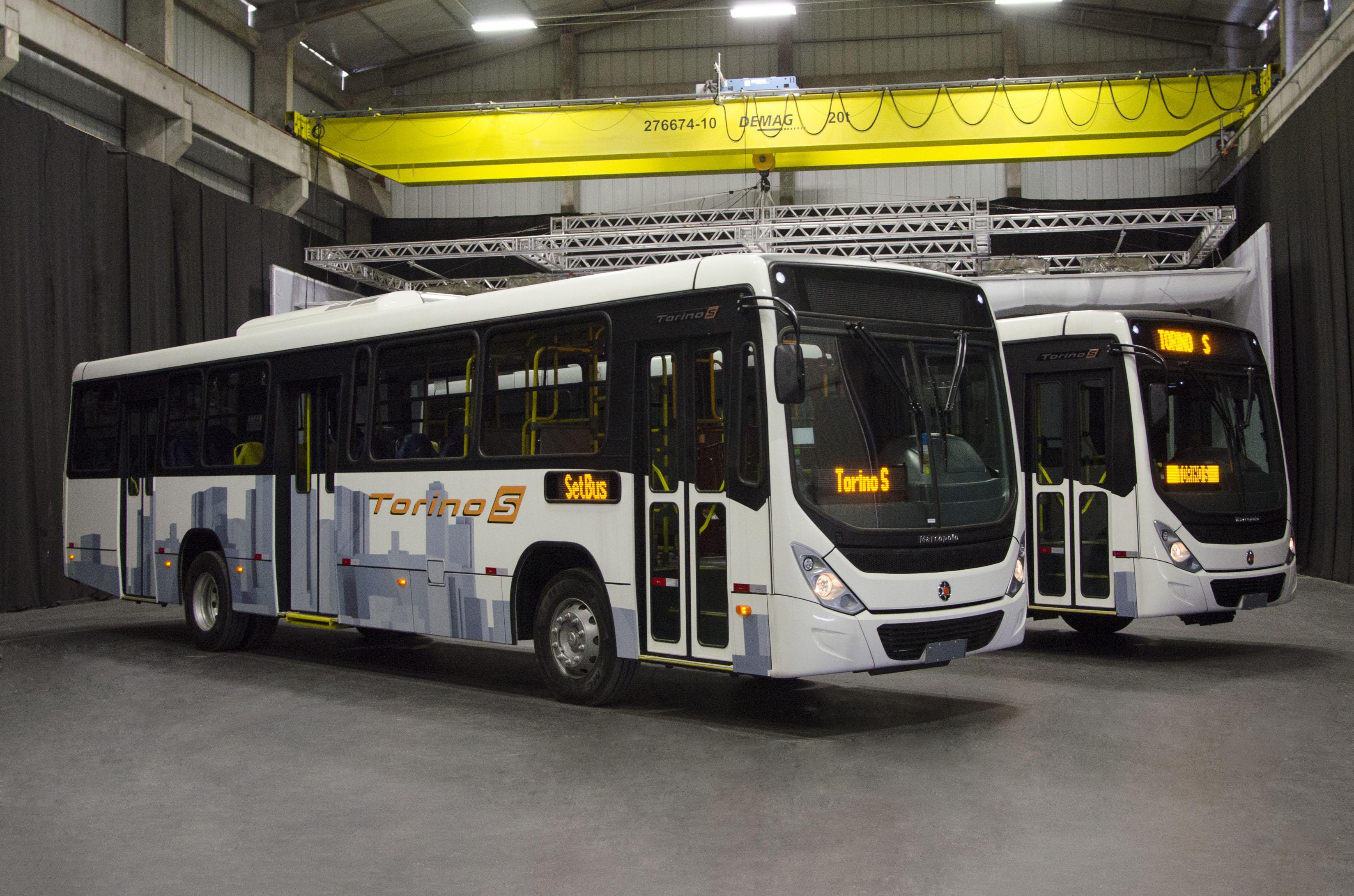Marco Polo Torino : Unibus rn marcopolo homenageia seu fundador com ônibus